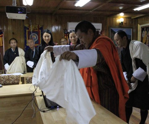 Launch of the Pests of Bhutan website and database